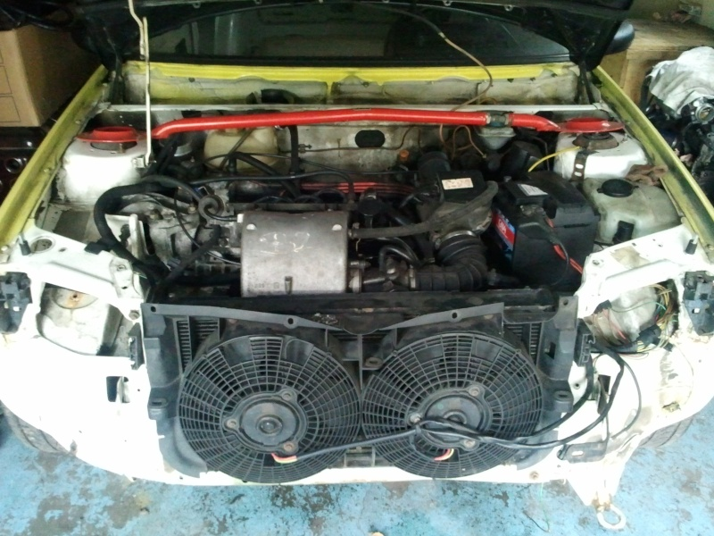 [Gtiste59]205 GTI 1.6L Blanc Meije 1986  2011-014