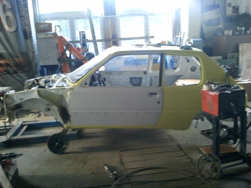 [Gtiste59]205 GTI 1.6L Blanc Meije 1986  2011-027