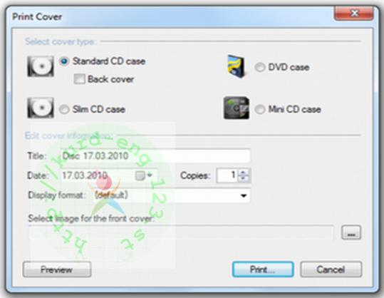 برنامج CDBurnerXP لنسخ اقراص Sshot-54