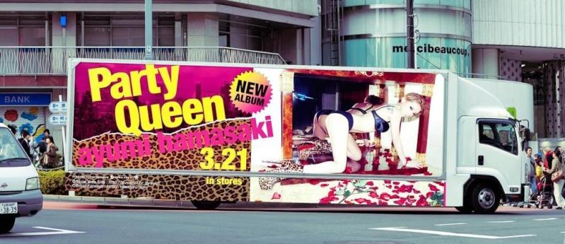 Dernier album d'Ayumi Hamasaki : Party Queen ou Party couine ? Ayutru10