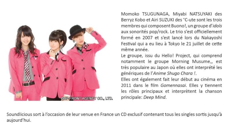 BUONO en concert à Paris le 12 février 2012 B0210