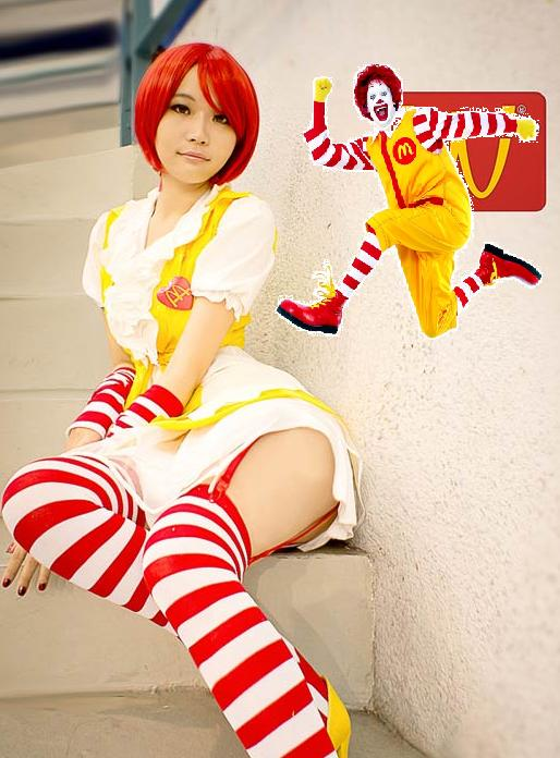 la remplacante japonaise de Ronald Mac Dxxxxxxx Macdoj10