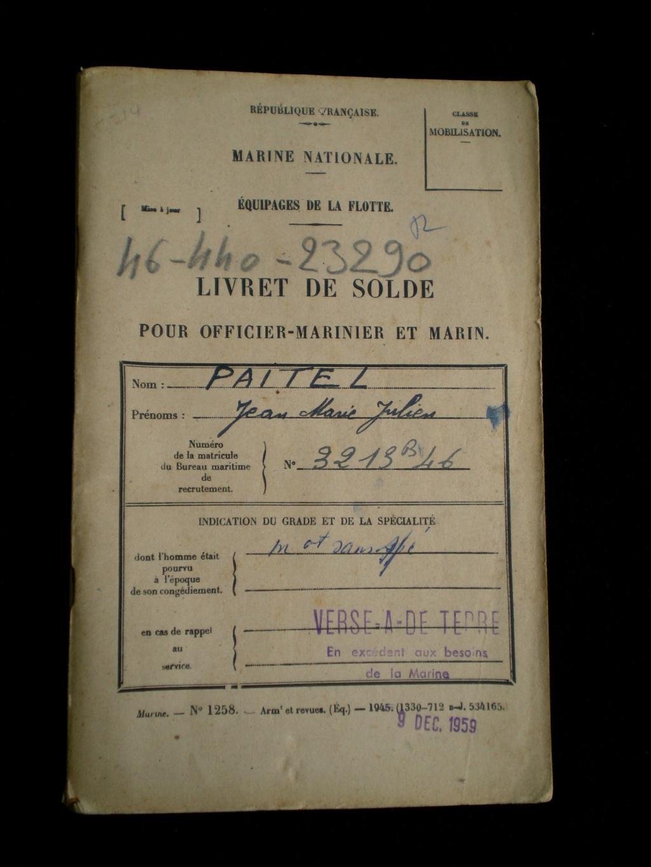 trouvaille a identifier et papier de marin  Pict3210