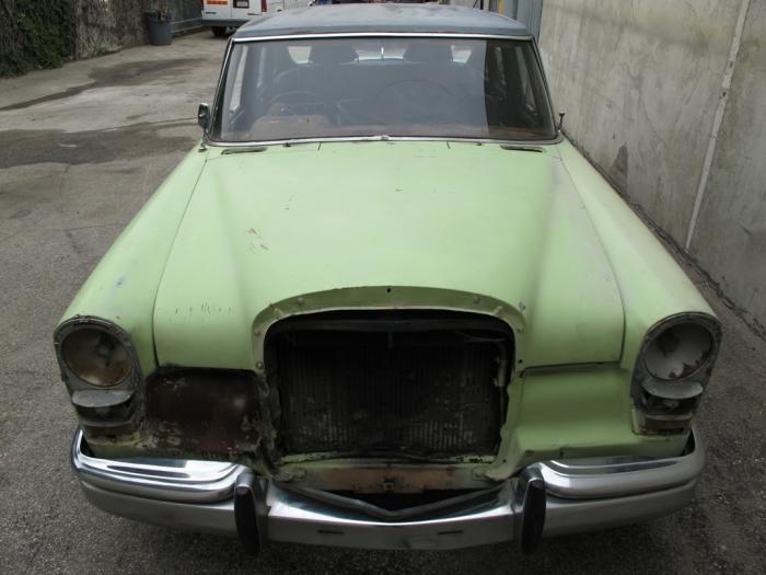 Je viens d'acheter une nouvelle auto: elle est de 1966 ! 74605710