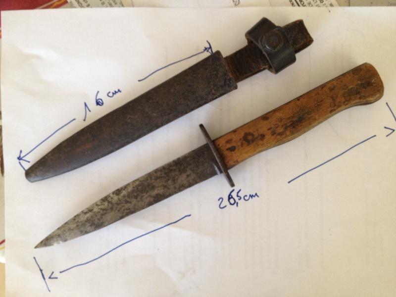 """Peut-être un couteau """" Nettoyeur de tranchée ? Img_0510"""