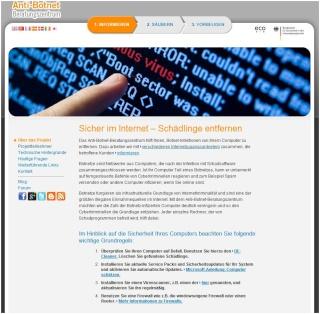 Identitätsdiebstahl und Erpressung: der Rüstungswettlauf im Web Botfre10