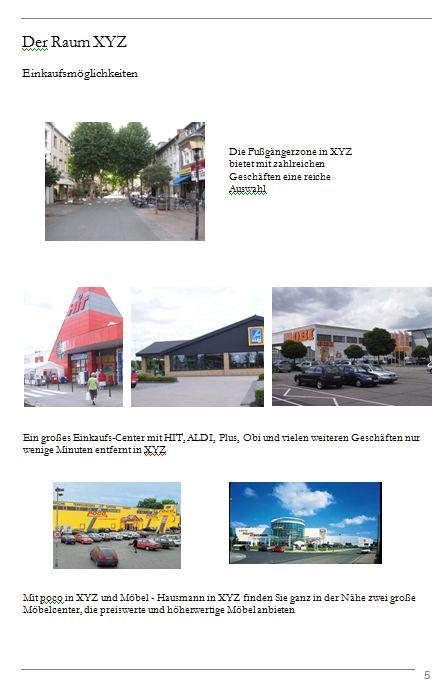 Businessplan-Praxis-Beispiel: Marketing- und Vertriebskonzept eines Immobilienträgers Expose33