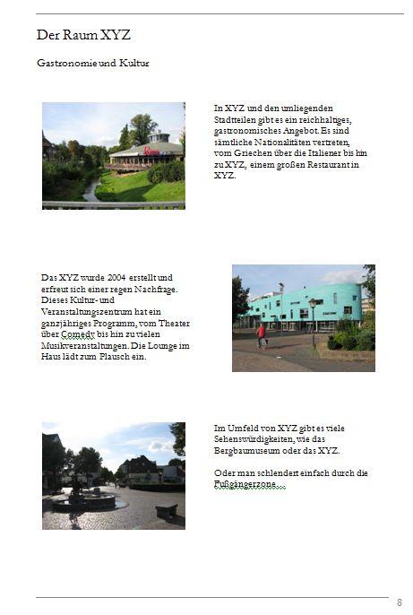 Businessplan-Praxis-Beispiel: Marketing- und Vertriebskonzept eines Immobilienträgers Expose36