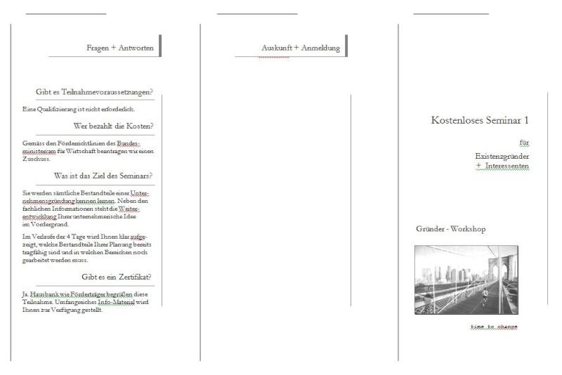 Konzept Seminare zur Neukundengewinnung Grande11