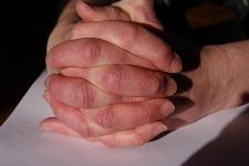 Beten statt ärgern hilft dem inneren Wohlbefinden Isinor10