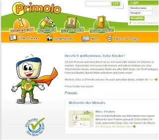 Kids sicher und kreativ ins Netz Primol10