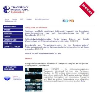 Offene Unternehmenskommunikation ist sehr erfolgreich Transp10