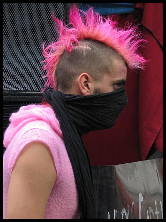 """Wanted """" PunkSportif """" ...... !!  Pink_p10"""