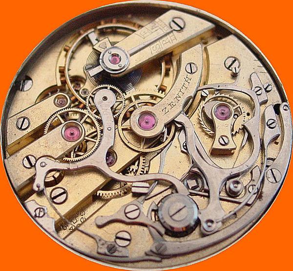Un chronographe de poche ZENITH pas comme les autres Chrono10