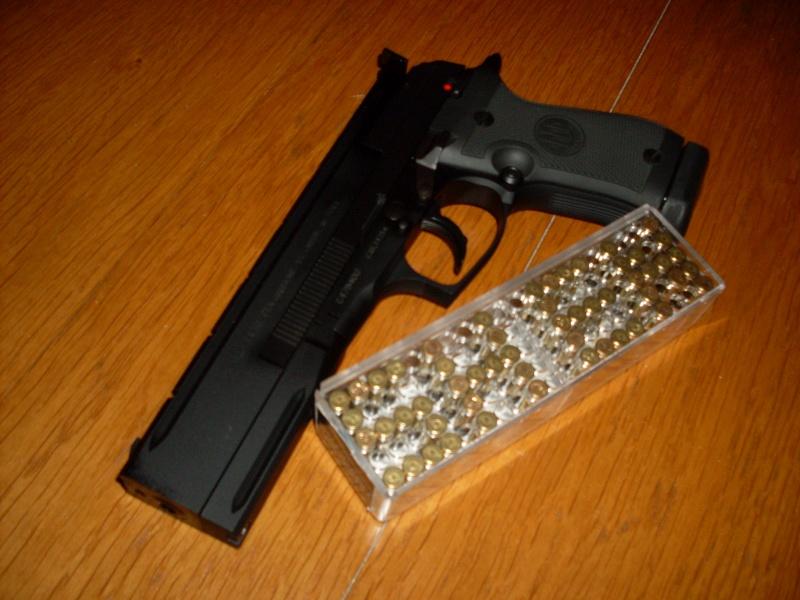 quel pistolet en 22lr ?  07711
