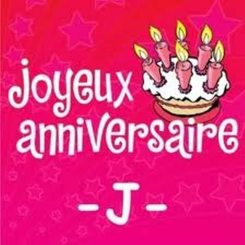 joyeux anniversaire Johanna Images13
