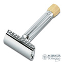 Rasoirs mécaniques : le grand répertoire des DE Merkur21