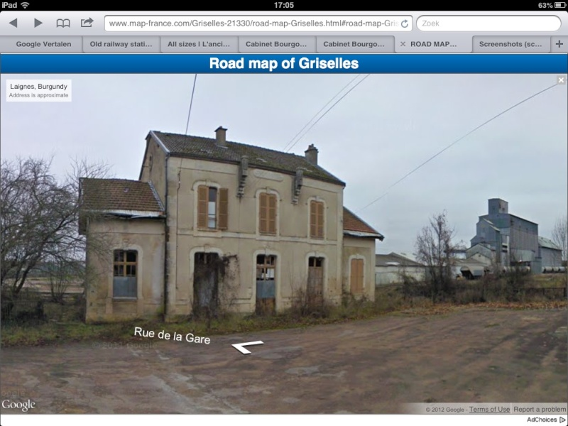 Old railway station for sale in Burgundy  Image11