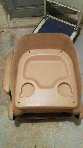Deux sièges arrière Chrysler Grand Voyager S3 (année 2000) Img_2040