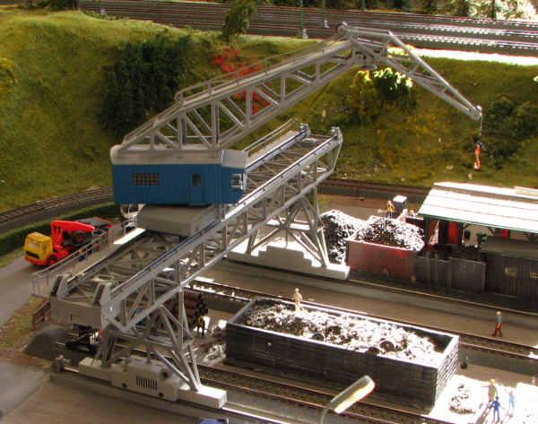 """grue SNCF """"Cockerill 85 T"""" Ma_76510"""