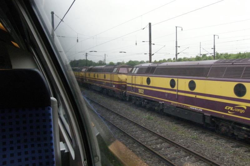 Voyage avec la CFL 5519 jusque Coblence et Fete d'été du musée du Train de Coblence P6022917