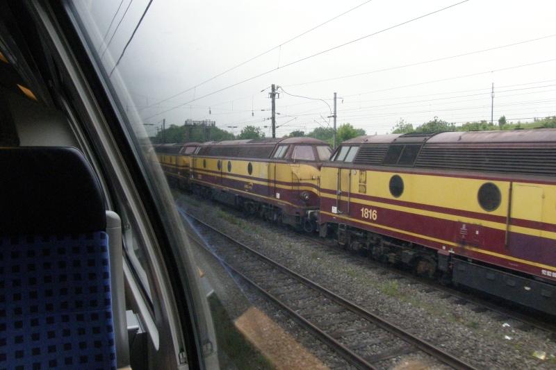 Voyage avec la CFL 5519 jusque Coblence et Fete d'été du musée du Train de Coblence P6022918