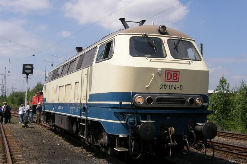 Voyage avec la CFL 5519 jusque Coblence et Fete d'été du musée du Train de Coblence P6022937