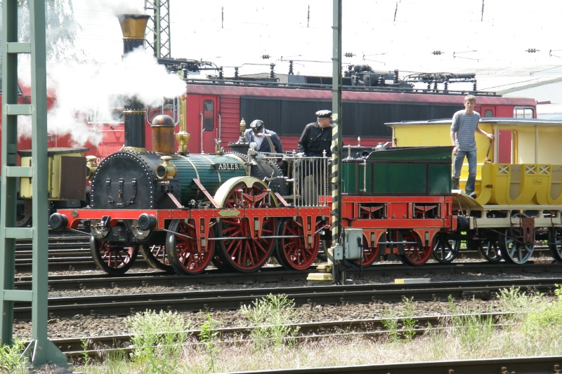 Voyage avec la CFL 5519 jusque Coblence et Fete d'été du musée du Train de Coblence P6023011