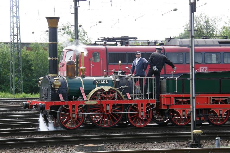 Voyage avec la CFL 5519 jusque Coblence et Fete d'été du musée du Train de Coblence P6023013