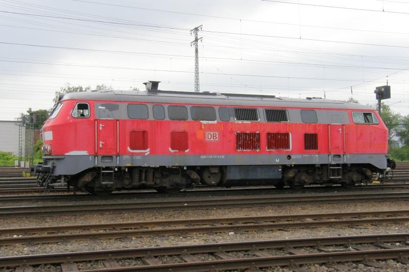 Voyage avec la CFL 5519 jusque Coblence et Fete d'été du musée du Train de Coblence P6023116