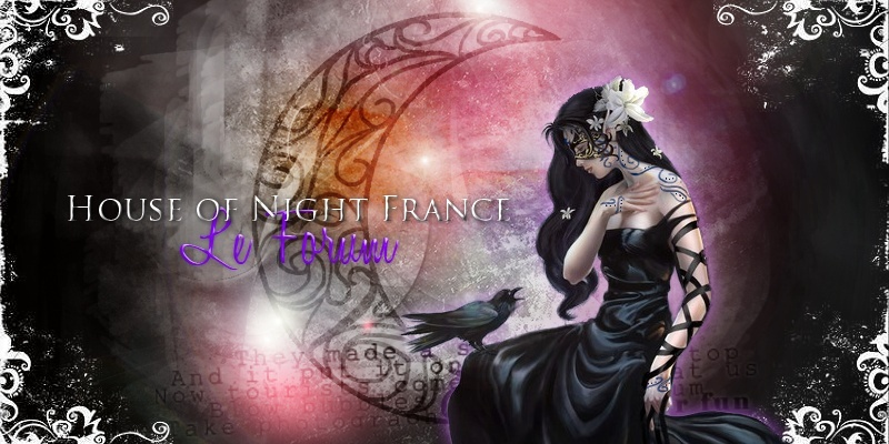 House of Night France