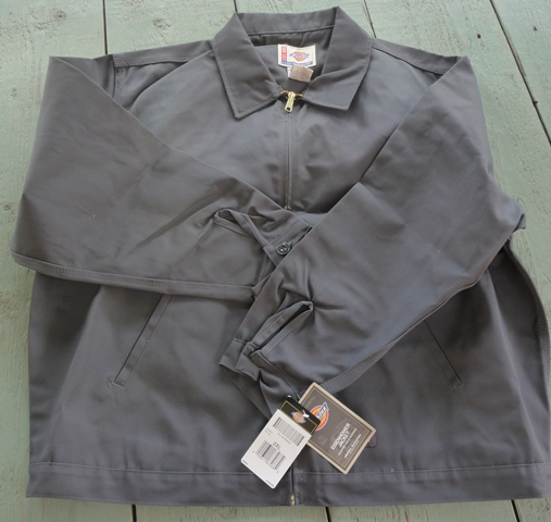 Blouson DICKIES EISENHOWER Charcoal 2XL P1070116