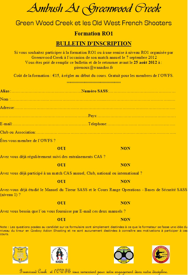 CONCOURS A GREENWOOD CREEK 8 & 9 SEPT  Form_r11
