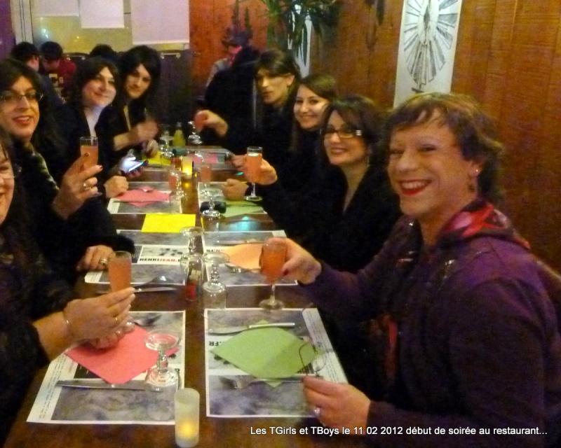 """Soirée""""TGirls"""" à Clermont-Ferrand le vendredi 10 février P1000710"""