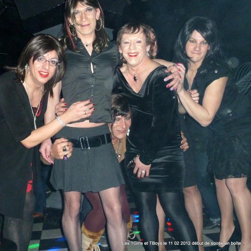 """Soirée""""TGirls"""" à Clermont-Ferrand le vendredi 10 février P1000711"""