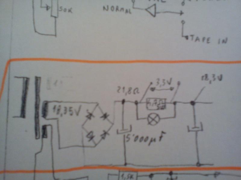 Ampli Classe A da 3 Watt dott. R. Borromei Dsc00011