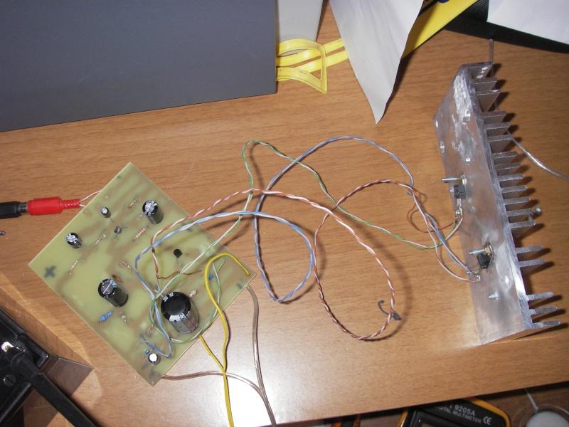 Ampli Classe A da 3 Watt dott. R. Borromei - Pagina 2 Imgp1223