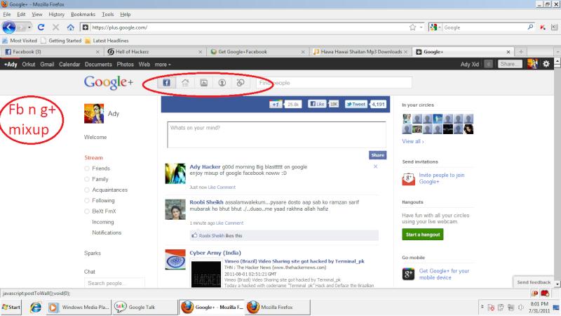 Facebook Hammer on Google+ Untitl10