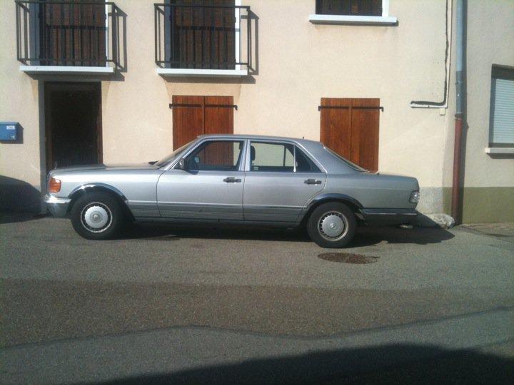 [Présentation] Ma nouvelle Mercedes 280SE du 17/10/1983 31044710