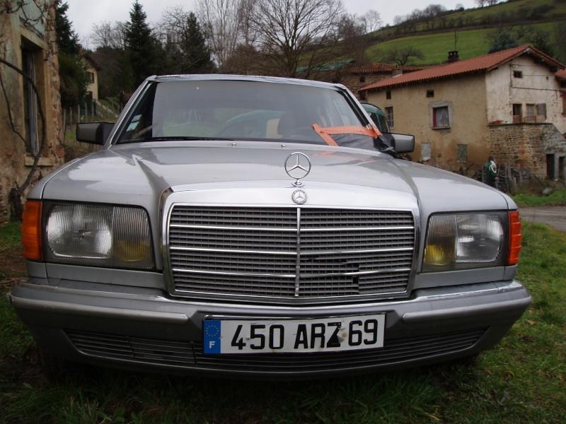 [Présentation] Ma nouvelle Mercedes 280SE du 17/10/1983 - Page 4 P1220010