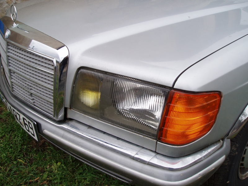 [Présentation] Ma nouvelle Mercedes 280SE du 17/10/1983 - Page 4 P1220011