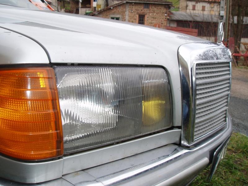 [Présentation] Ma nouvelle Mercedes 280SE du 17/10/1983 - Page 4 P1220014