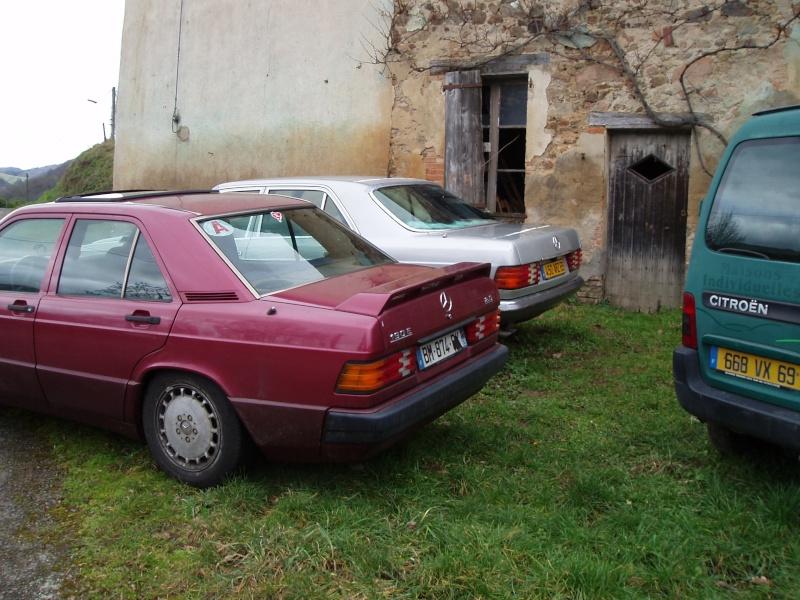 [Présentation] Ma nouvelle Mercedes 280SE du 17/10/1983 - Page 4 P1220017