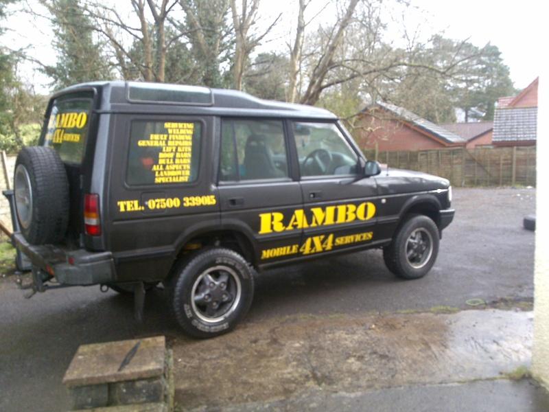 RAMBO 4X4  Rambo11