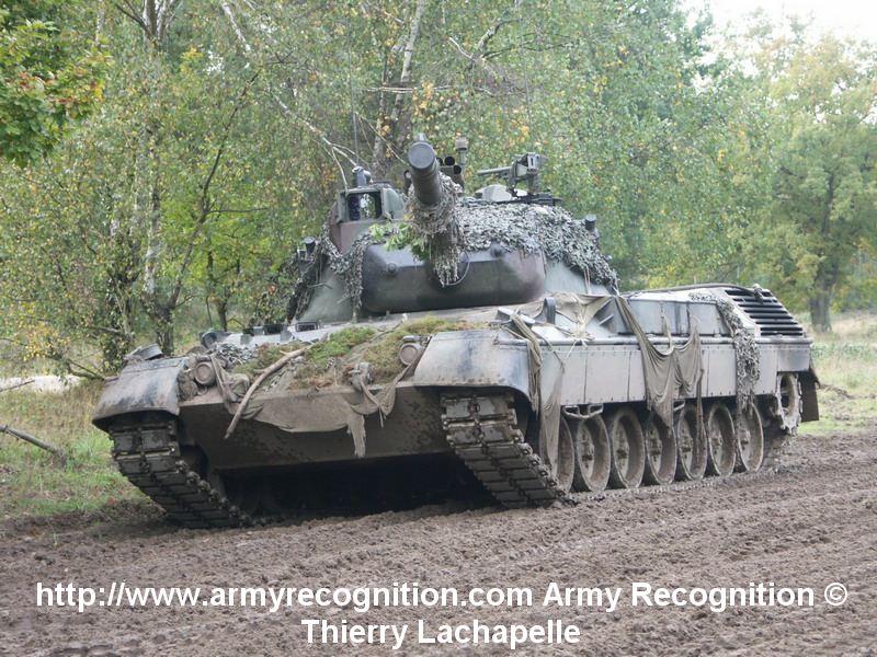 Bundeswher Leopard A4 Active11