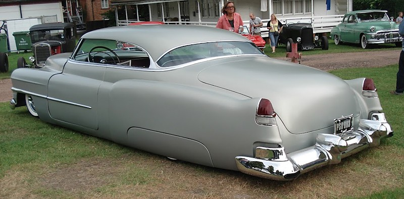 Cadillac 1948 - 1953 custom & mild custom - Page 2 Dsc00313