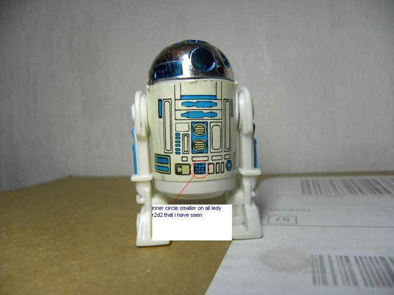 Is this R2 Ledy? Jjjjj11