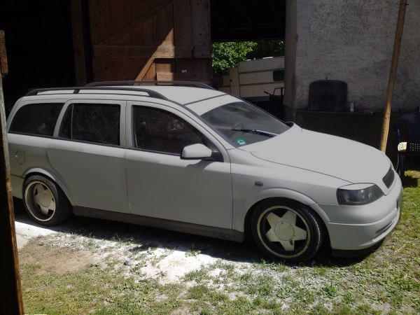 Astra G Caravan Mattgrau Astrag10