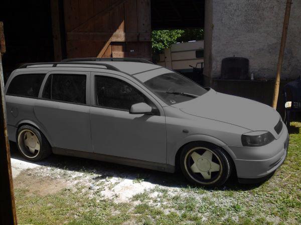Astra G Caravan Mattgrau Astrag11
