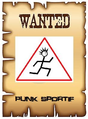 """Wanted """" PunkSportif """" ...... !!  Wanted10"""